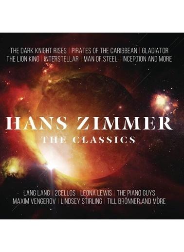 Sony Music Hans Zimmer - The Classics Renkli